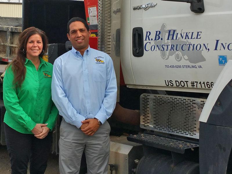 Management - R B  Hinkle Construction